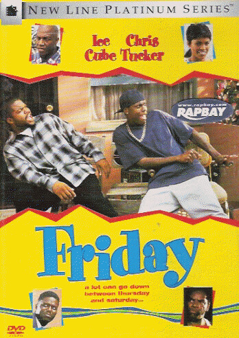 Movie Poster for the Movie Friday in which John Witherspoon starred.