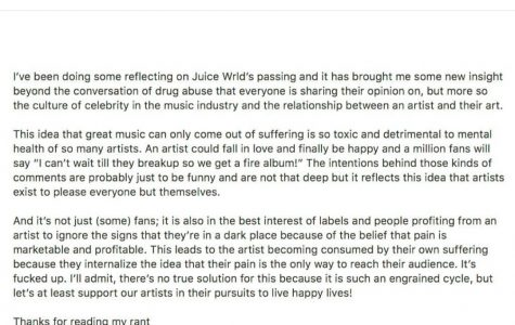 Deaths Within the Music Industry