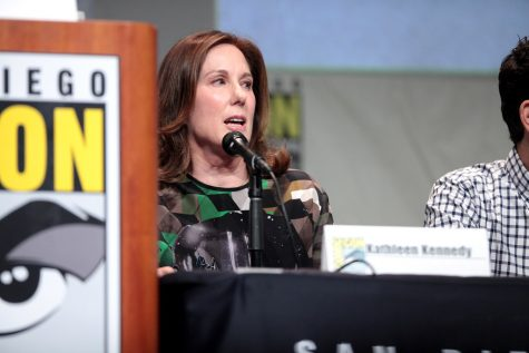 Kathleen Kennedy at San Diego Comic-Con (2015)