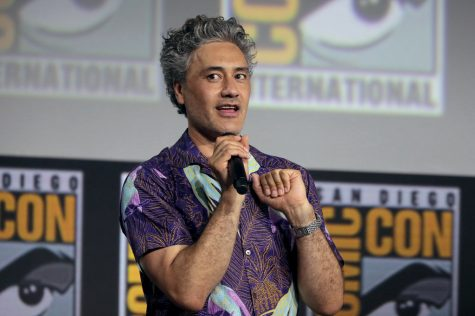 Taika Waititi at San Diego Comic-Con (2019).