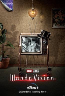 Poster of WandaVision.