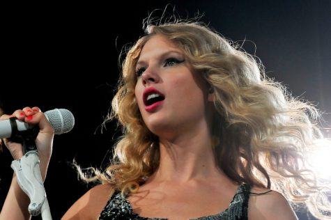 "Taylor Swift releases her own newly recorded version of her 2009 album ""Fearless."""