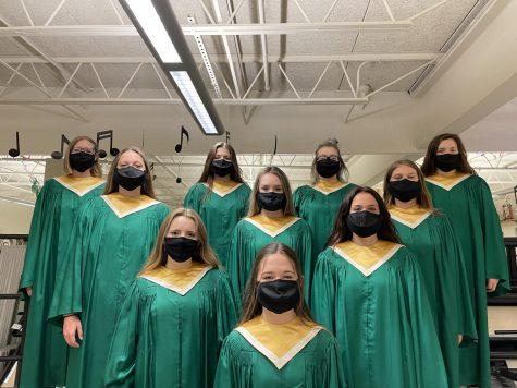 6th period choir.